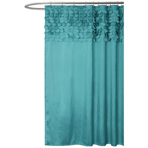 Lush Decor Lillian Polyester Shower Curtain Amp Reviews
