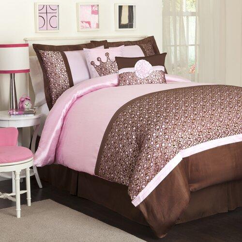 Leopard Juvy Comforter Set