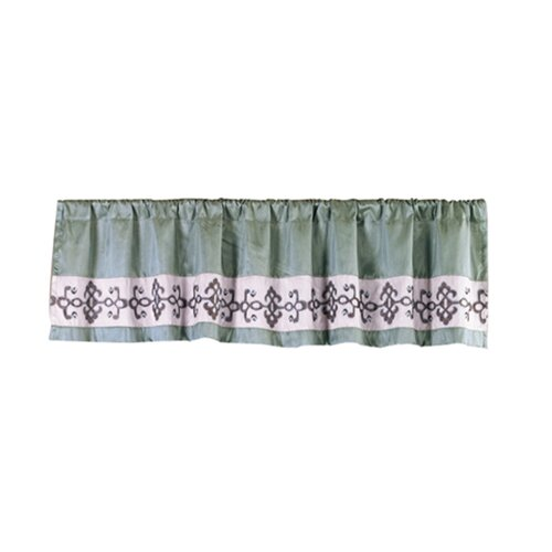 """Special Edition by Lush Decor Abigail 84"""" Curtain Valance"""