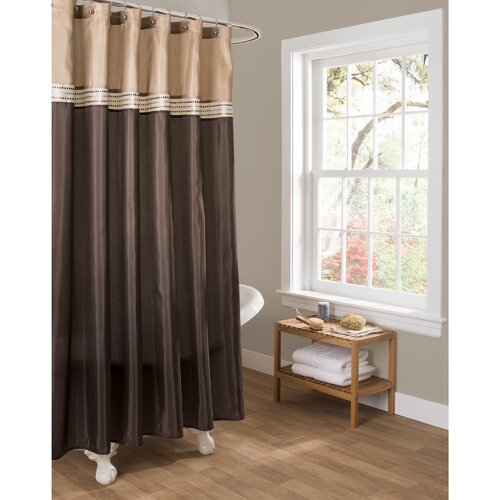 Special Edition by Lush Decor Terra Polyester Shower Curtain
