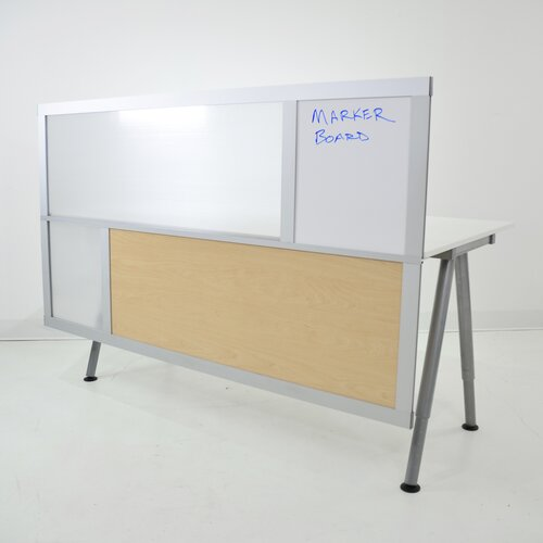 LOFTwall 6' Privacy & Modesty Desk Divider