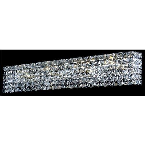 Elegant Lighting Maxim 8 Light Wall Sconce