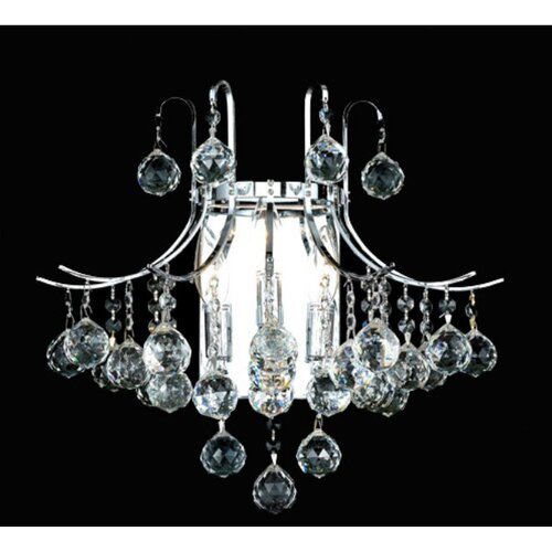 Elegant Lighting Toureg 3 Light Wall Sconce