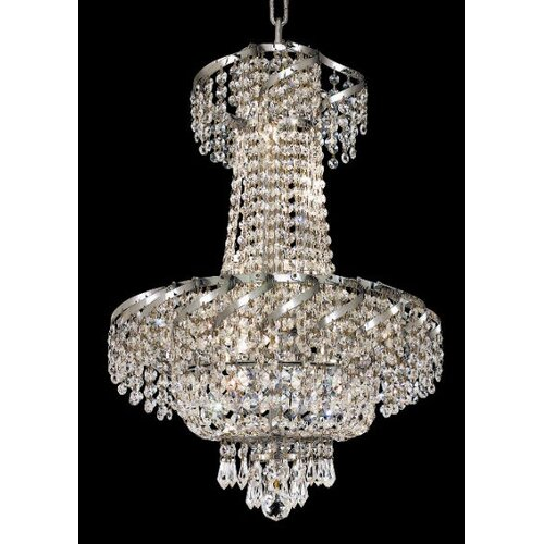 Elegant Lighting Belenus 6 Light Chandelier