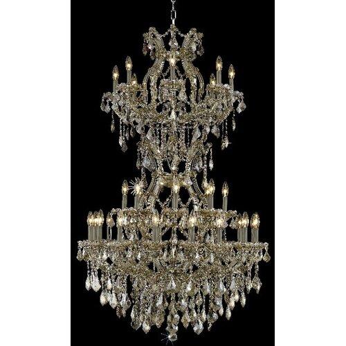 Maria Theresa 34 Light Chandelier
