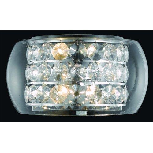 Elegant Lighting Apollo 4 Light Wall Sconce