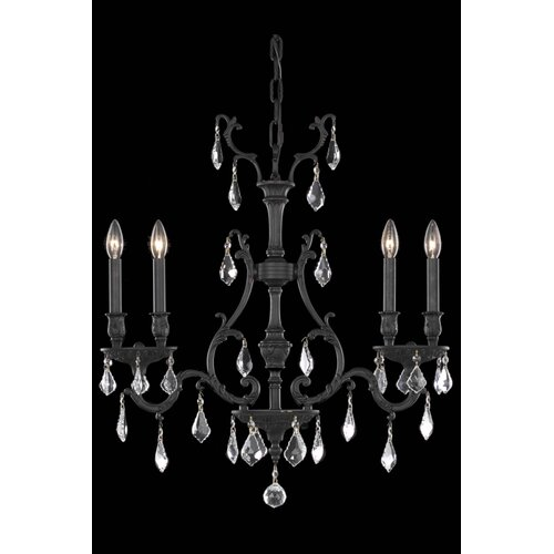 Monarch 4 Light Chandelier
