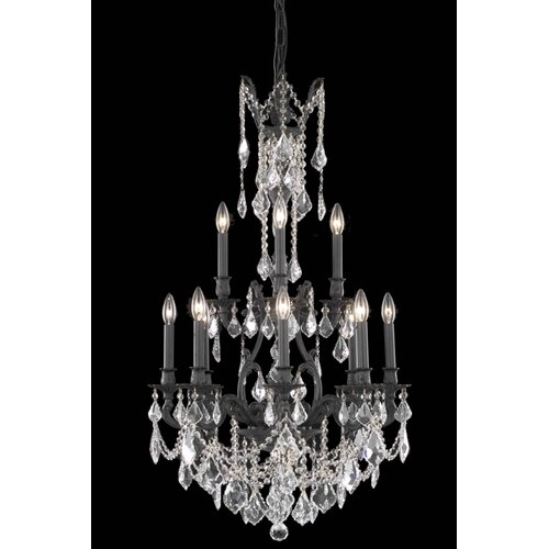 Monarch 12 Light Chandelier
