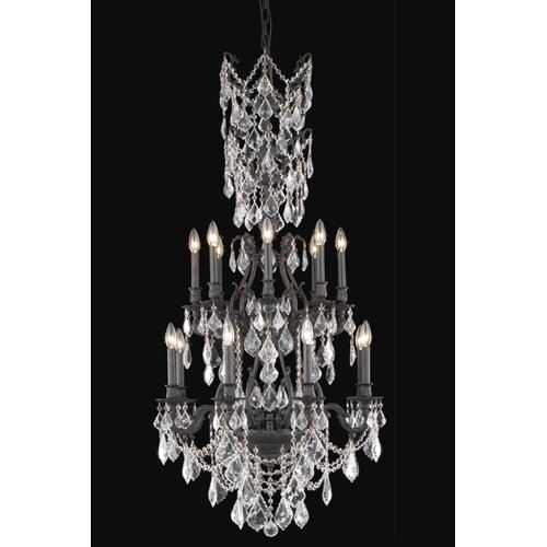 Monarch 16 Light Chandelier