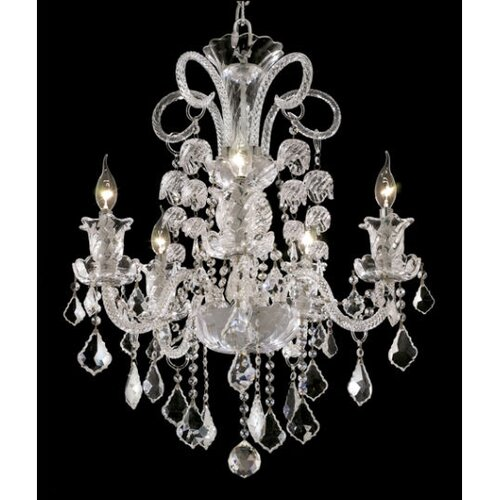 Elizabeth 5 Light Chandelier