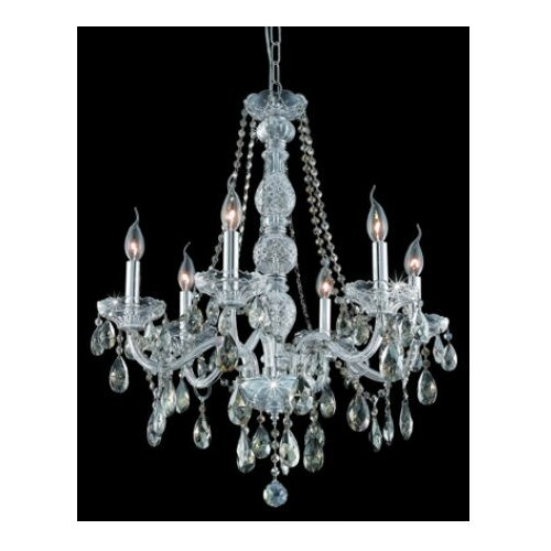 Verona 6 Light Chandelier