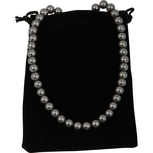 The Premium Connection Bret Roberts Glass Cultured Pearl Strand Necklace