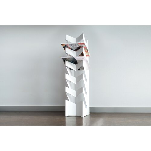 Radius Design News Magazine Holder