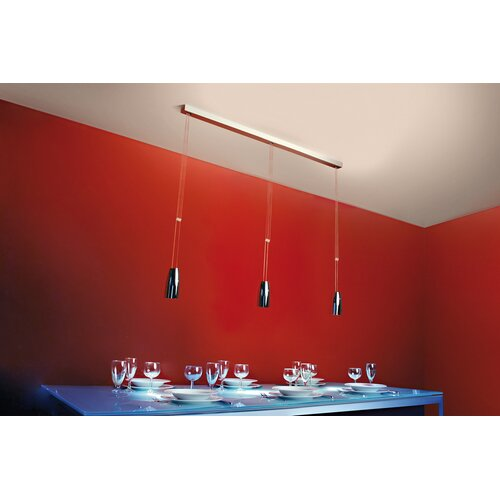 Absolut Lighting Absolut 1-2-3 Light Pendant