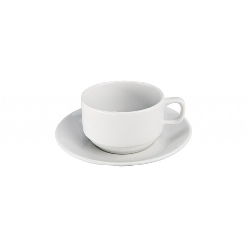BIA Cordon Bleu Bistro 9 oz. Cup and Saucer
