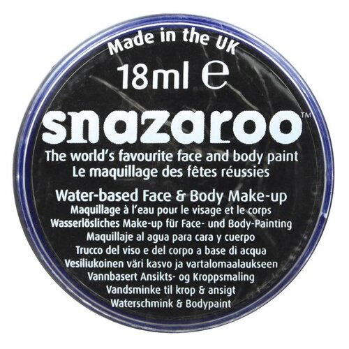 SnazarooUSA Individual Face Paint Colors