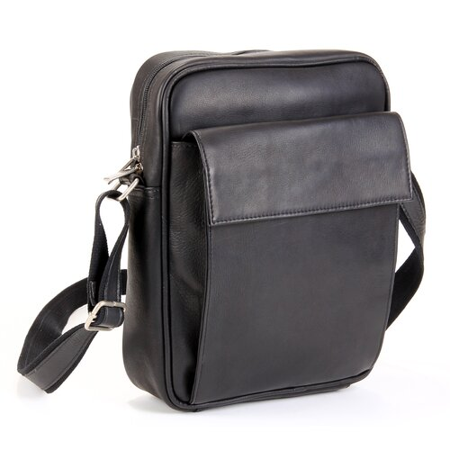 Le Donne Leather iPad/E-Reader Carry All Shoulder Bag