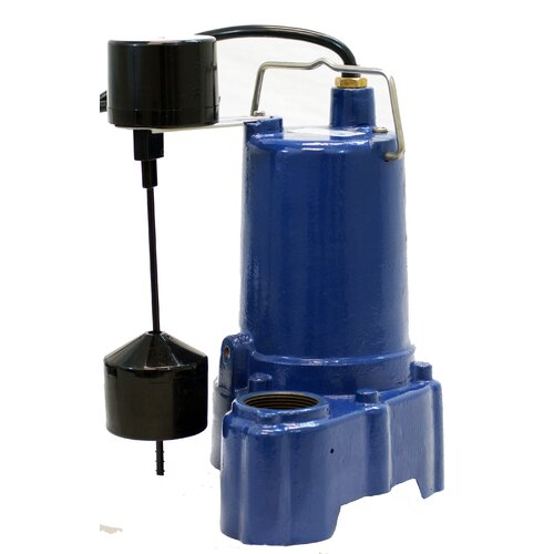 1/3 HP Automatic Submersible Sump Effluent Pump
