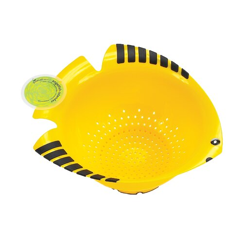 Boston Warehouse Trading Corp Animal House Angelfish Colander