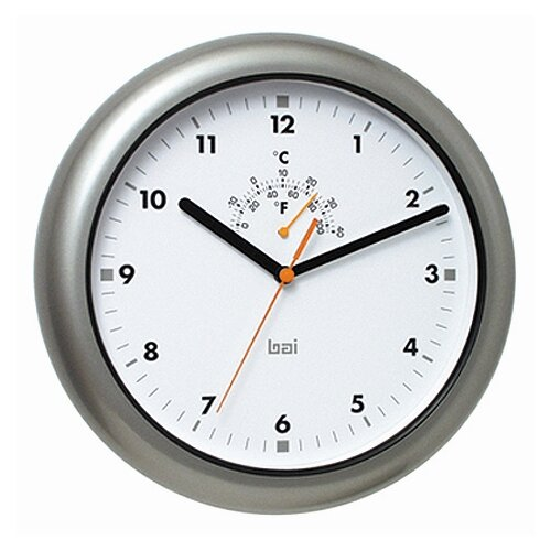 "Bai Design 10.5"" Aquamaster Wall Clock"