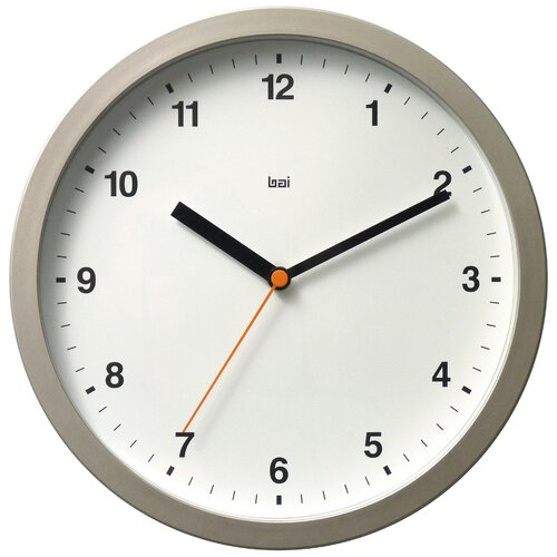 "Bai Design 10"" Designer Wall Clock"