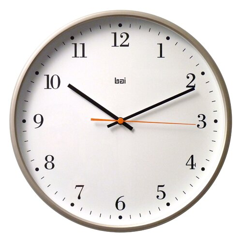 "Bai Design 15"" Jumbo Wall Clock"