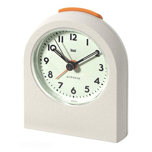 Bai Design Landmark Pick-Me-Up Alarm Clock