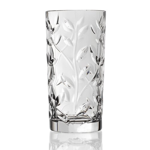 Lorren Home Trends Laurus RCR Crystal Highball Glass