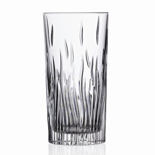 Lorren Home Trends RCR Fire Highball Glass