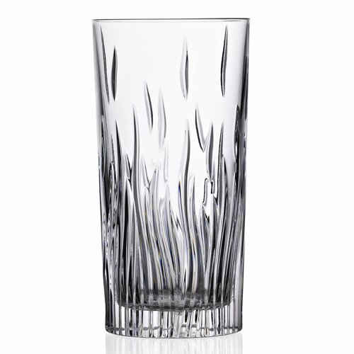 RCR Fire Ice Tea/Beverage Glass