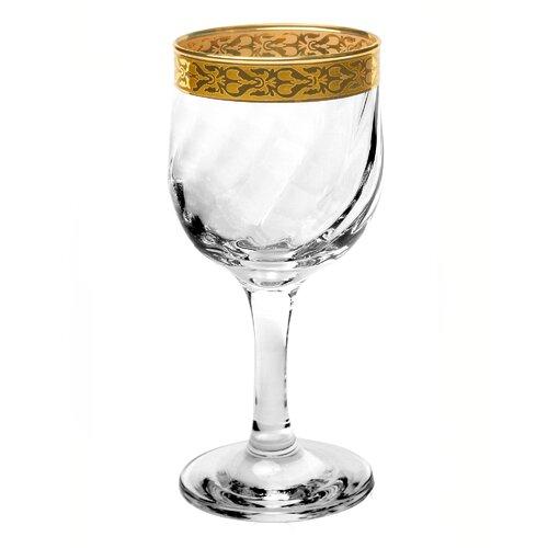 Lorren Home Trends Venezia White Wine Glass