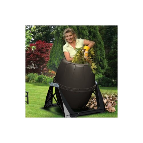 Riverstone Industries Genesis 6.2 Cu. Ft. Tumbler Composter