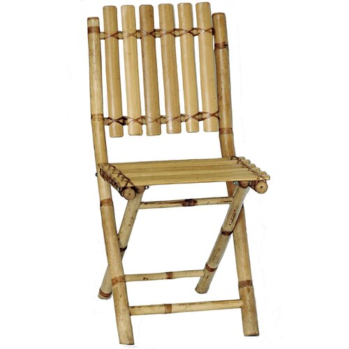 Bamboo54 Folding Dining Side Chair
