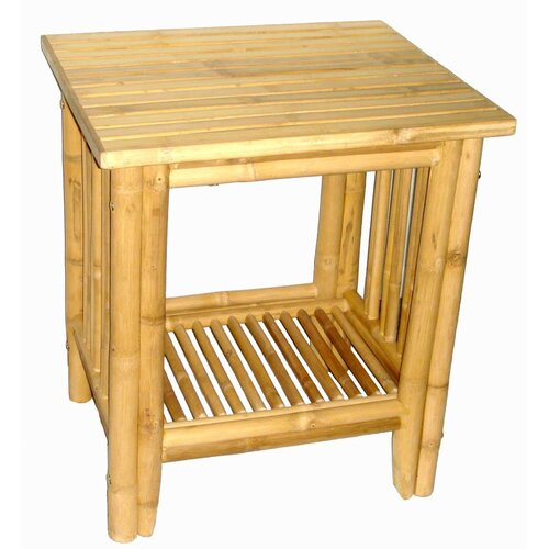 Bamboo54 End Table