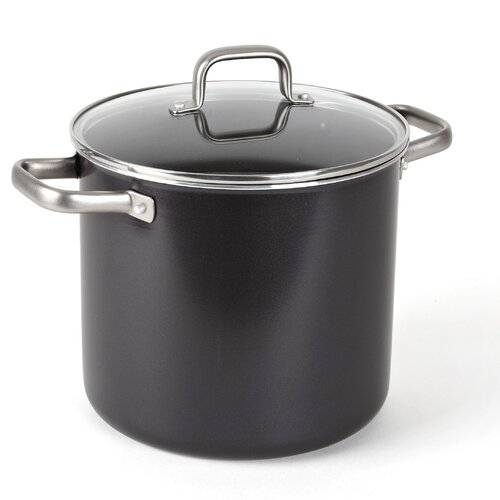 Taste of Italy 8-qt. Stock Pot with Lid