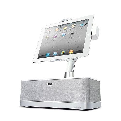 iLuv The ArtStation Pro iPad HiFi Speaker Dock