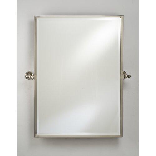 Radiance Gear Tilt Medium Wall Mirror