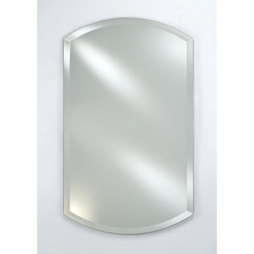 Radiance Tilt Double Arch Wall Mirror