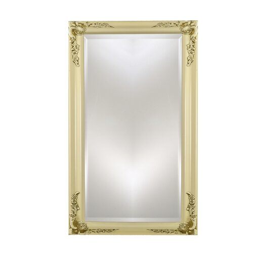 Estate Framed Wall Mirror