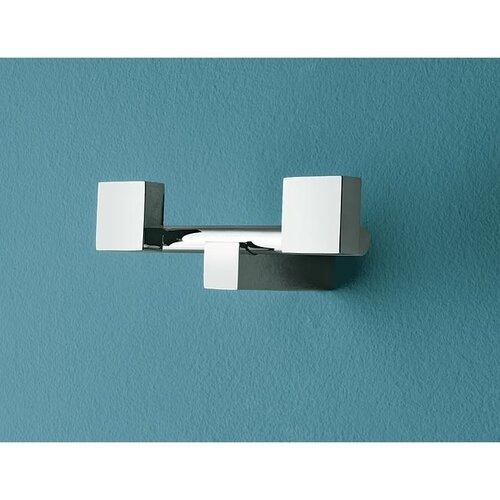 Toscanaluce by Nameeks Eden Wall Mounted Twin Bath Robe Hook