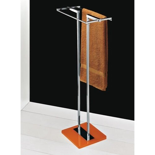 Toscanaluce by Nameeks Towel Stand with Plexiglass Base
