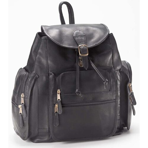 Clava Leather Vachetta Backpack