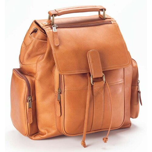 Clava Leather Vachetta Urban Survival Backpack