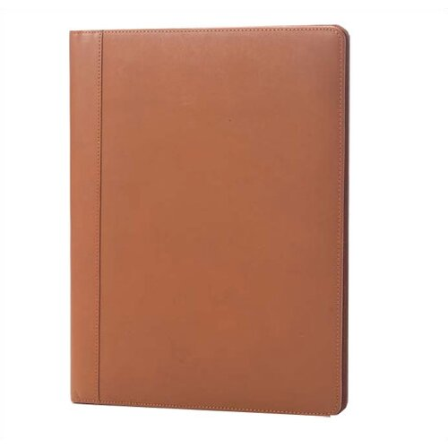 Bridle Slim Business Card Padfolio in Tan