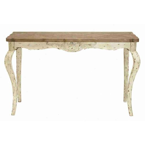 Loft Wood Console Table