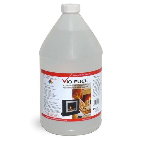 BlackandStone VioFuel De-natured Ethanol Fuel (Set of 4)