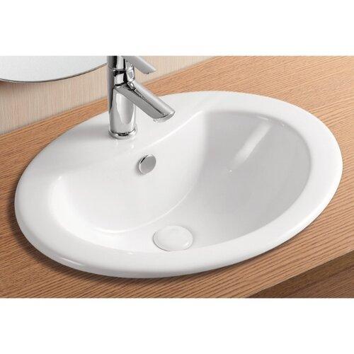 Ceramica II Bathroom Sink