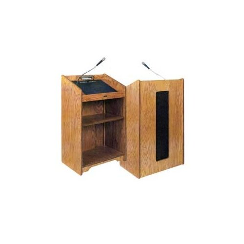 Claridge Products No. 1743 Premiere Amplified Full Podium