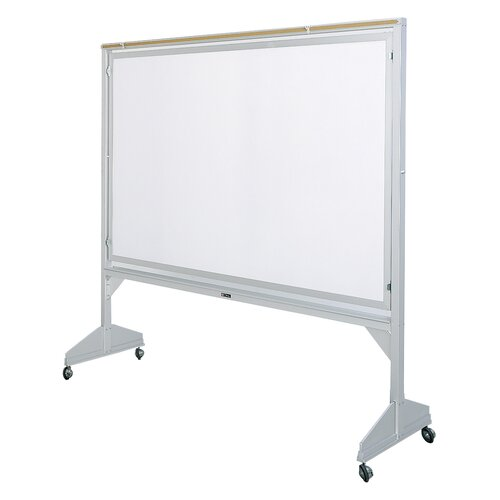 Claridge Products Deluxe Revolving Two-Sided Whiteboard