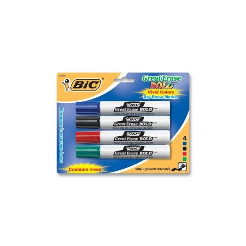 Claridge Products LCS Dry Erase Markers